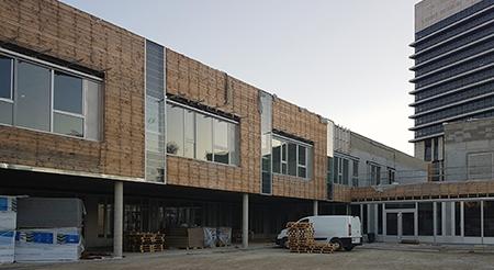 façades en terre crue